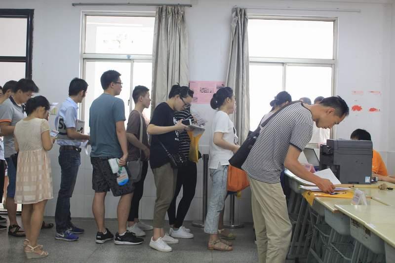 尼伯特不敌阳光,2016年太仓夏季招聘会圆满落幕!