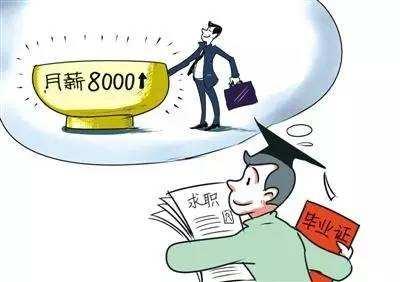 2017年太仓毕业生找工作,薪资该如何定位?