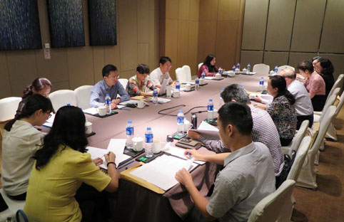民革江苏省第二十次机关工作会议在徐州召开