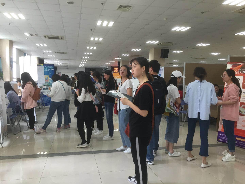阳光校园行2018年4月苏大校园招聘圆满结束