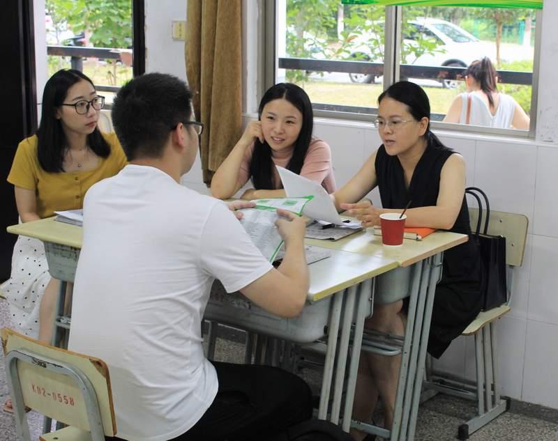 天公作美,2018太仓夏季毕业生招聘会圆满落幕,网上专场继续