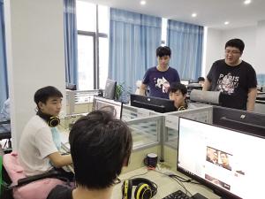 楚竹传媒公司CEO陈楚柱 专注电竞 将兴趣变成事业