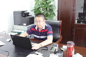 太仓中科信息技术研究院常务副院长朱登明 把科技成果变成服务生活的产品