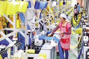引进自动化设备生产效率大增