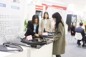 首届长三角科技交易博览会在沪举行 太仓企业大秀创新实力