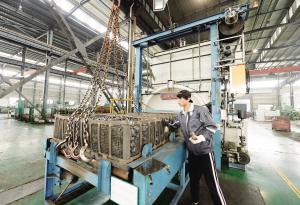 引进尖端设备提升生产效率,加大创新力度增强核心竞争力 保捷精锻加速转型升级