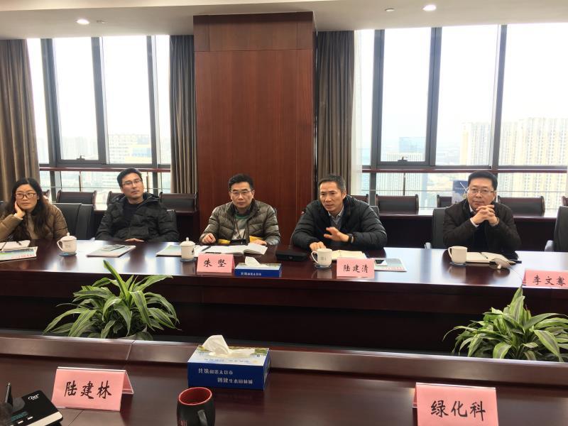 民革太仓市委开展系列调研对口联系活动
