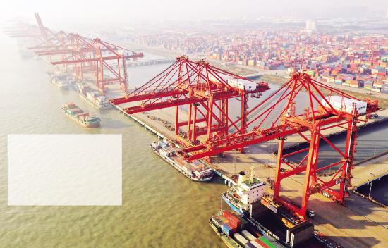 太仓港吞吐稳步增长