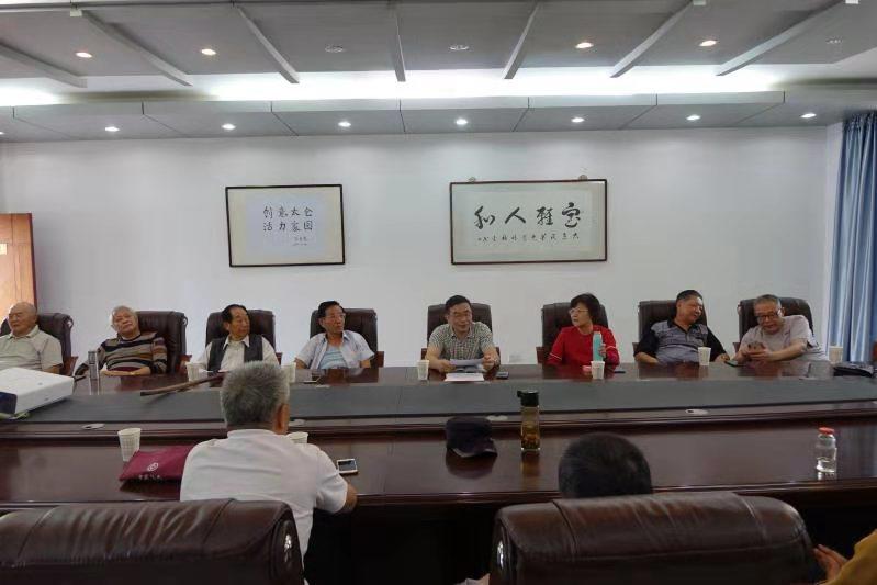 民革太仓市委举行迎重阳庆国庆座谈会