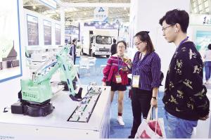 第二届长三角科技成果交易博览会在上海开幕 太仓企业大展科创风采