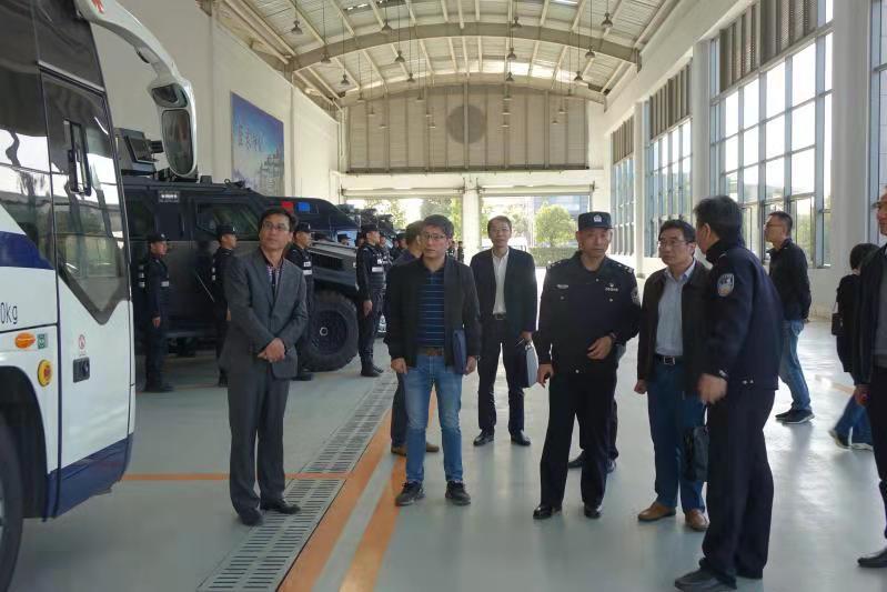 民革太仓市委与太仓市公安局开展对口联系调研活动