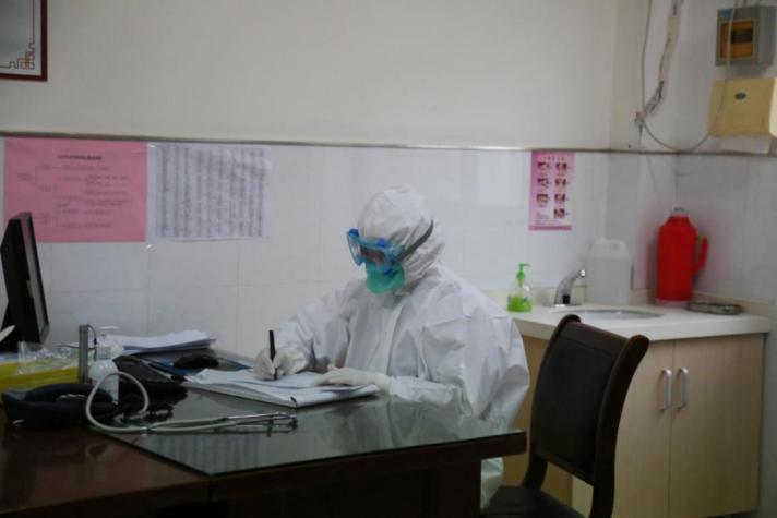 太仓民革党员奋战在抗击肺炎疫情第一线(二)