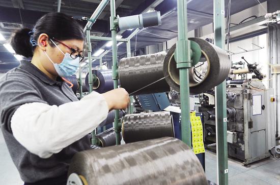 环球化纤恢复产能