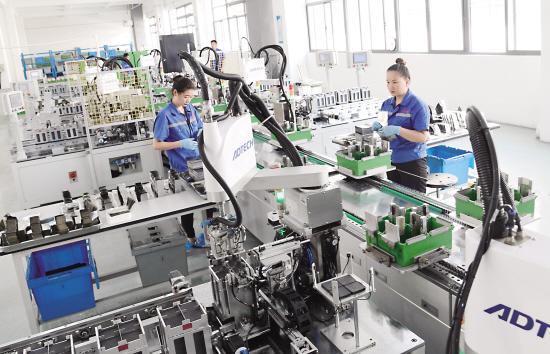 中科美诺生产新型储能电池