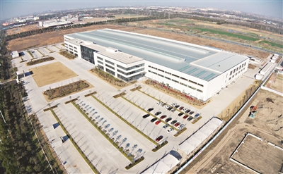 施迈茨新建厂房竣工